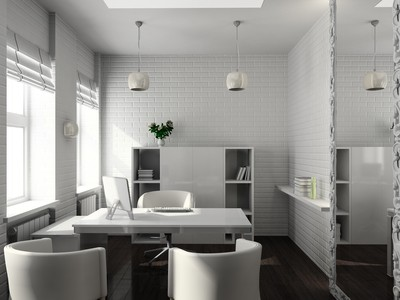 Interior in new house can be adjusted without mistakes